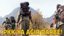 Siirt'te hain saldırıyı gerçekleştiren PKK'lılar öldürüldü