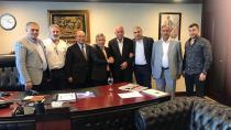 Mehmet Şahbaz ve Şaban Baş güçlerini birleştirdi