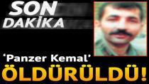 Öldürülen 'Panzer Kemal'le ilgili kan donduran ayrıntılar: 16 terör olayının faili