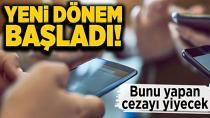 Onaysız gelen SMS'lere 50 bin liraya kadar ceza!