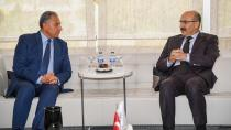 Vali  Demirtaş, AOSB Yönetimini Tebrik Etti Başarı Diledi