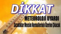 Meteoroloji açıkladı: Yarın başlıyor! 2-8 derece...