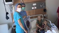 Hayırseverler Çocuk Onkoloji Bölümünü Ziyaret Ettiler