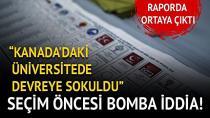 Seçim öncesi bomba iddia! 'casus yazılım' devreye sokuldu!