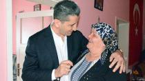 Dr. Bayrak'tan 'Samimi ve Anlamlı' Ziyaret...