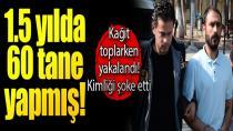 DEAŞ'ın füzecisi Adana'da kağıt toplarken yakalandı