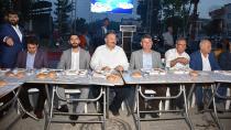 Ceyhan Belediyesi'nden Vatandaşa İftar!