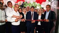 Cumhur İttifakı'nın ilk seçim iletişim merkezi  Adana'da açıldı