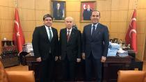 MHP Lideri Bahçeli'ye Adana'dan hazırız ziyareti