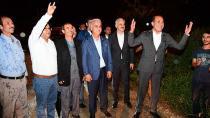 Başkan Sözlü Cumhur İttifakı için Aladağ'da