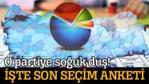 Son anket sonuçları! AK Parti'nin oy oranı yüzde kaç?