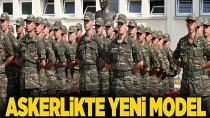 Askerlik Sistemi Sil Baştan Değişiyor!