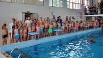 İl Spor Merkezleri Yüzme Kursları Başladı...