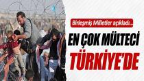 Türkiye yaklaşık 3,9 milyon mülteci yaşıyor!