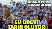MEB: 'Öğrencilere ev ödevi verilmeyecek'