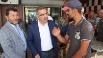 Başkan Çelikcan seçim için 7/24 Çalışıyor!