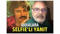 Ferdi Tayfur'dan selfie'li yanıt...