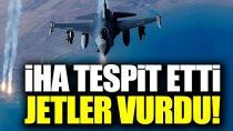Hakkari'de 4 PKK'lı öldürüldü!