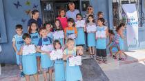 Çocuklara SEYMER'de yaz kursu