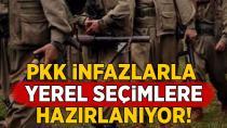 'PKK, yerel seçimlere sivil infazlarla hazırlanıyor'