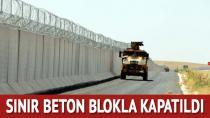 Sınırdaki kaçakçılık sonlandırıldı...