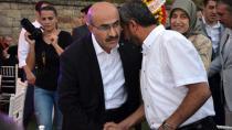 15 Temmuz Şehit ve Gazi Yakınları Yemekte Bir Araya Geldi