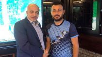 Galip Güzel Demirspor'u tercih etti...