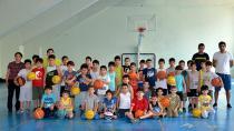 Basketbol Okullarına İlgi Artıyor...