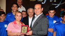 Başkan Sözlü amatör spor kulüpleriyle buluştu