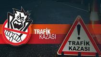 Adana'da bir ayda 982 kaza meydana geldi