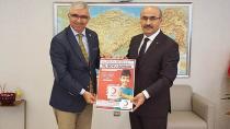 Vali Demirtaş'tan Kızılay'ın Kurban Kampanyasına destek!