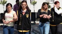 Gezgin Hırsızlar, Adana Polisine Yakalandı