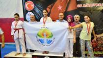 Karaisalı'da 15 Temmuz Şehitleri Karate Turnuvası Tamamlandı