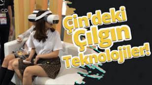 Çin'deki çılgın teknolojiler...
