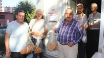 Bahçeli'nin 'askıda ekmek' çağrısına Kozan'dan destek