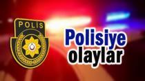 Adana'da Asayiş Haberleri...