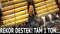 Adana'dan Ekonomiye Rekor Destek!