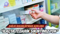 Bakanlıktan ilaç fiyatı açıklaması...