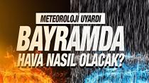 Sıcaklık mevsim normallerinde olacak!