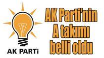 AK Parti'nin Yeni MKYK'sı Belli Oldu!