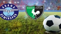 Adana Demirspor evinde yıkıldı: 0-1