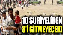 Suriyeliler Türkiyeyi Sevdi...