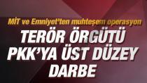 PKK'nın Sözde Üst Düzey Yöneticisi Edirne'de Yakalandı