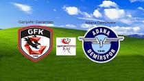Adana Demirspor 1 attı 3 aldı: 1-0