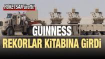 Türk savunma sanayisinden rekor çıktı!