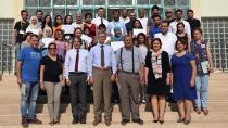 Tunuslu Öğrenciler ÇÜ'de Yaz Okuluna Katıldı