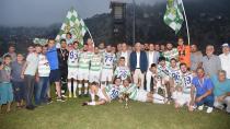 Kızıldağ Yaylası'nda 2M Hacımusalıspor Şampiyon Oldu