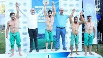 İsmet Atlı'nın sporcuları  madalyaları topladı