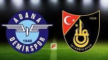 Adana Demirspor evinde 1 puana razı oldu: 2-2