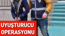 Pul Biberli, Salçalı, Kahveli Esrar Sevkıyatına Polis Engeli